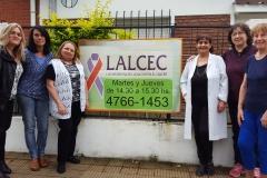 Visitamos el LALCEC de Carapachay 2