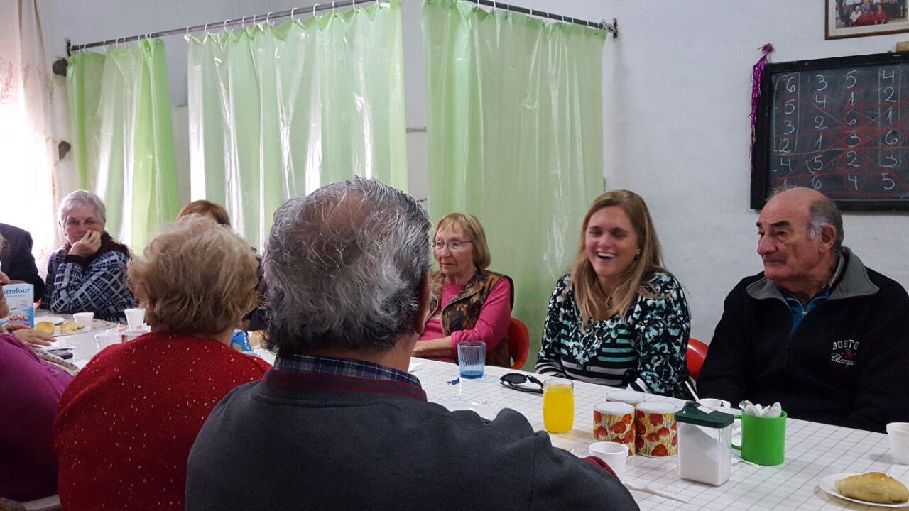 Centro de Jubilados Rivadavia
