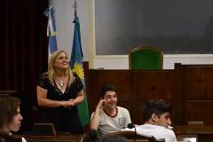 Visita del Colegio Armenio al HCD2