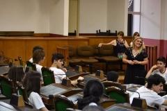 Visita del Colegio Armenio al HCD3