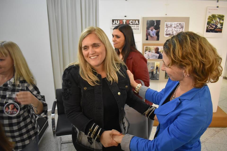 Inauguración de la Muestra Fotográfica Justicia 06