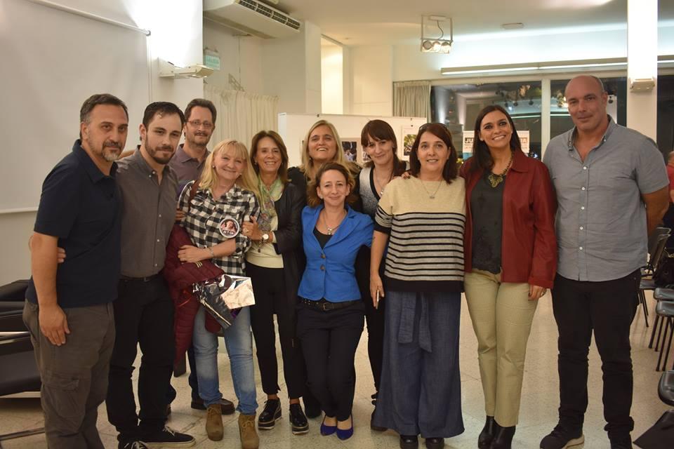 Inauguración de la Muestra Fotográfica Justicia 08