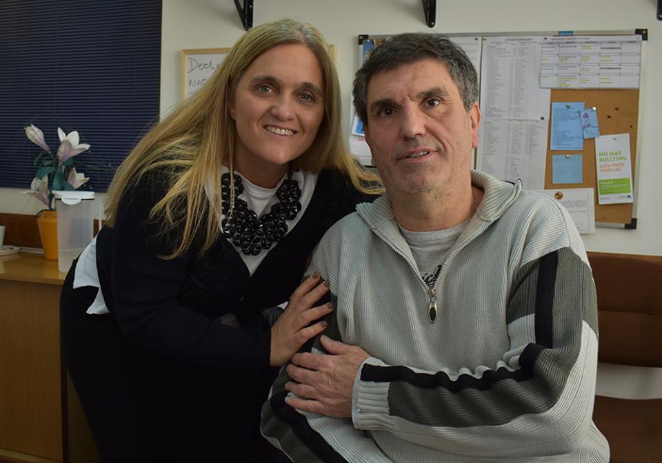 Junto a Juan Carlos Fabbro - Vecinos de Vicente López