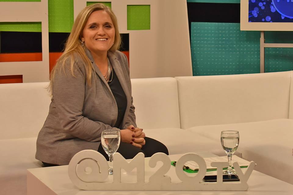 Participación en TV M20 - Somos Norte 01