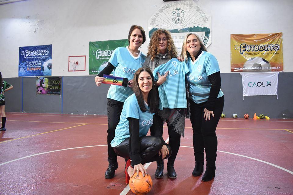 Segundo Congreso de Fútbol Femenino en Vicente López 02