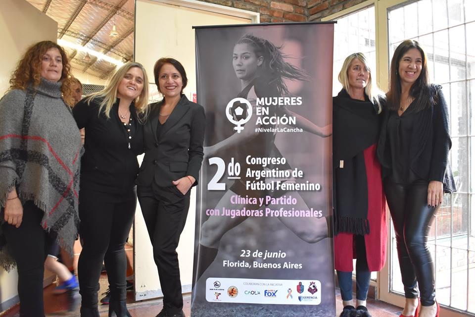 Segundo Congreso de Fútbol Femenino en Vicente López 06