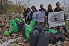 Día Mundial de la Limpieza en Vicente López junto a COA 00