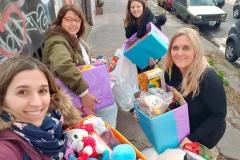 Donaciones por el Día del Niño - Damas Rosadas 02