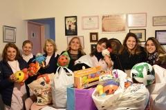 Donaciones por el Día del Niño - Damas Rosadas 04