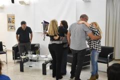 Inauguración de la Muestra Fotográfica Justicia 14