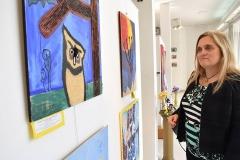 Muestra ONG Mirando hacia el Río - Mirando hacia el Arte