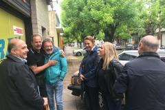 Timbreo en Escobar junto a Marcela Campagnoli  01