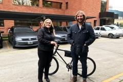 Vecinos de Vicente López - Frank E-bikes