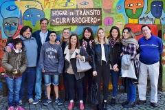 Visitamos el Hogar de Tránsito Cura Brochero