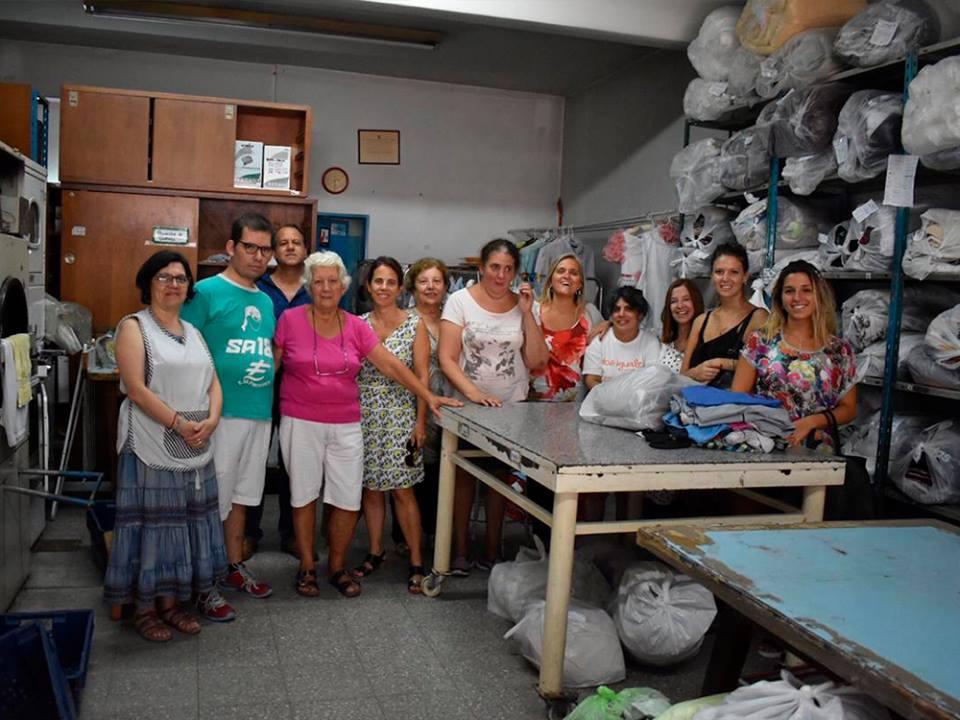 Visitamos el Lavadero Los Artesanos
