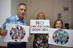 Fernando Barreiro, vecino de Vicente López se suma a la campaña -Más luces menos ruido-